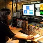 Operación del microscopio combinado AFM-Fluorescencia